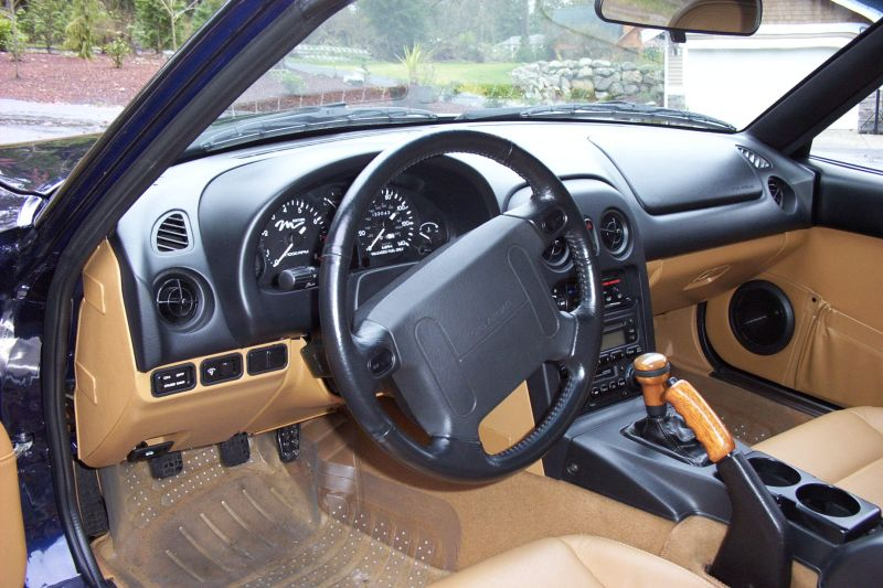 na cabin 1995 m edition mazda miata mx 5 picture gallery. Black Bedroom Furniture Sets. Home Design Ideas